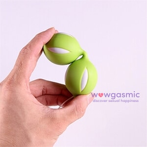 Photo showing the flexibility of the silicon kegel balls - wowgasmic sex toys in Kenya for Sale